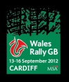 RALLY DEL GALLES 2012 CARDIFF